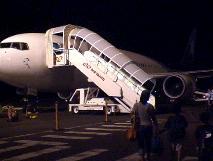 イースター島行きのラン航空