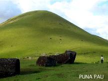 プナパウの景色