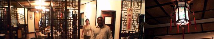ナイロビのチャイニーズレストラン