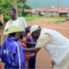 タンザニアに入国