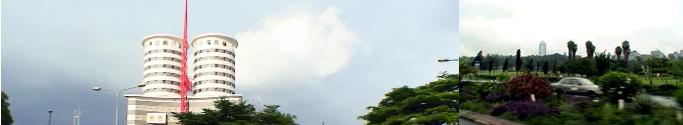 ナイロビの市街地
