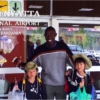 エミレーツ航空でナイロビ出発