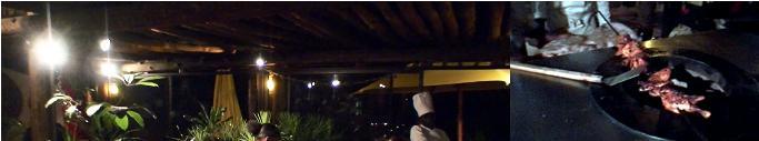サロバライオンヒルロッジのレストラン