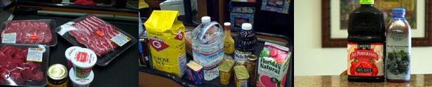 食品スーパーのレジも日本とは違う