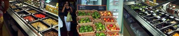 ハワイの食品スーパー