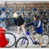 モントレーのレンタサイクルショップで自転車を借りる
