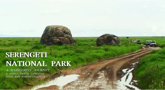 世界遺産・セレンゲティ国立公園