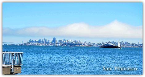 サンフランシスコ湾の写真