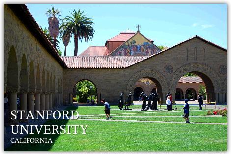 スタンフォード大学のチャペル