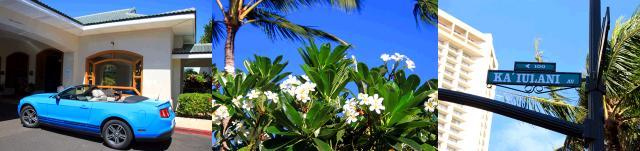 子連れ旅行で訪れたハワイ