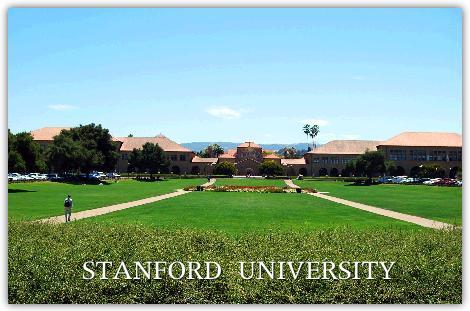 キャンパスの全景