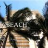 パシフィックビーチホテルの外観