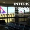 インターアイランドターミナル搭乗ゲートの様子