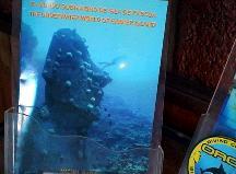 イースター島でダイビング