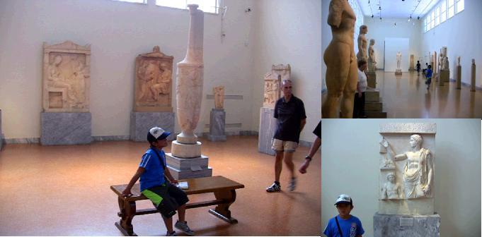 旅育効果の高い子連れ博物館訪問