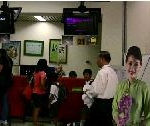 インドネシア出国