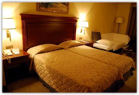 寝心地のいいベッド
