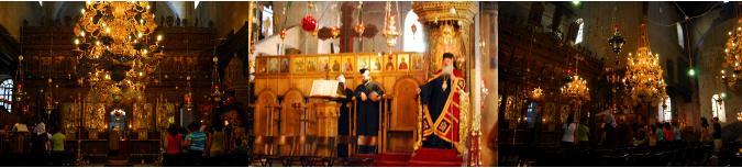 ギリシャ正教会の祭壇