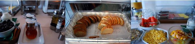 焼きたてのパン♪