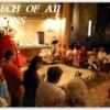 万国民の教会の祭壇と聖なる岩