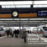 ミュンヘン空港からミュンヘン中央駅へSバーンで移動