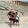 アスペンドス遺跡のローマ劇場