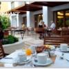 エレクトラパレスの朝食