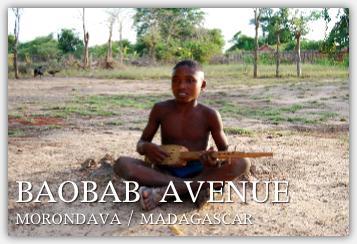 マダガスカルのこどもの写真