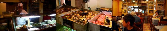 バイラクタリスの厨房の様子