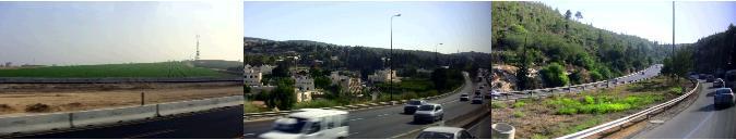 もうすぐエルサレムだ