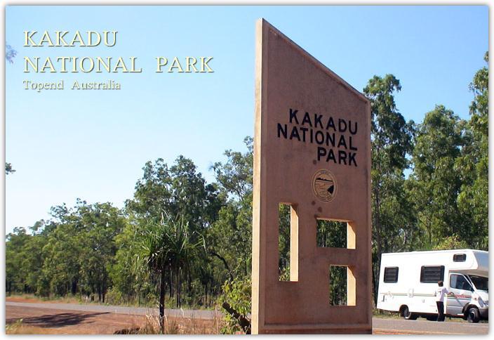 世界遺産カカドゥ国立公園