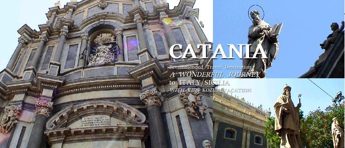 カターニャ大聖堂