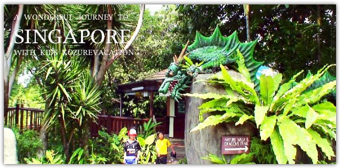 シンガポールのセントーサ島