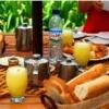 バコナフォレストロッジの朝食