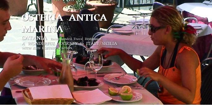 ペスケリア市場のオステリアアンティカマリーナ