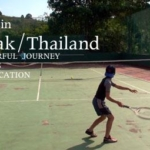 海外で子連れテニスを楽しむ