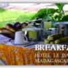 ホテルルドーファンの朝食