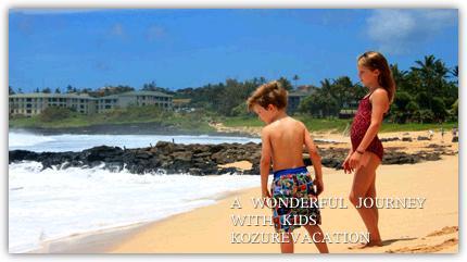 子供連れ海外旅行の年齢別特色
