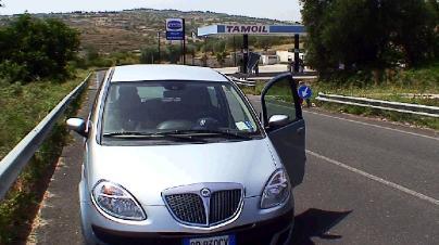 イタリア・シチリア島でのレンタカードライブ