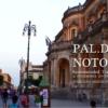 世界遺産シチリアの至宝ノートの街並み
