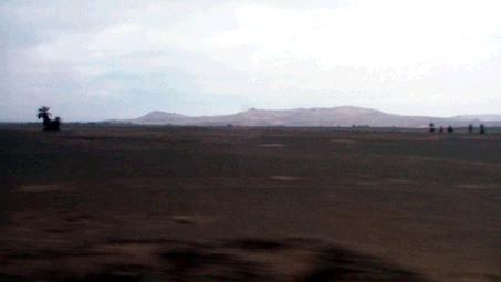 ナスカ平原