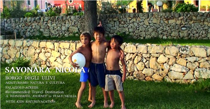 ニコラと記念写真