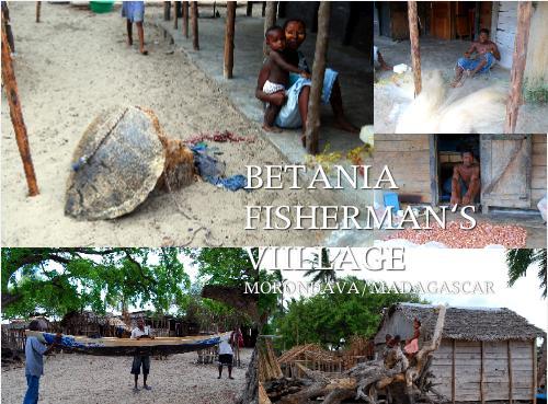 ベタニタ漁村観光