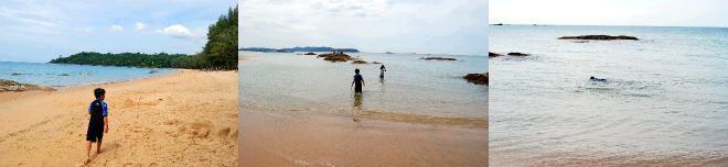カオラックビーチ