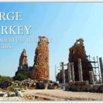 トルコのアスペンドス遺跡