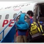 スターペルー航空に搭乗