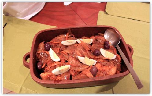 ペルーの郷土料理