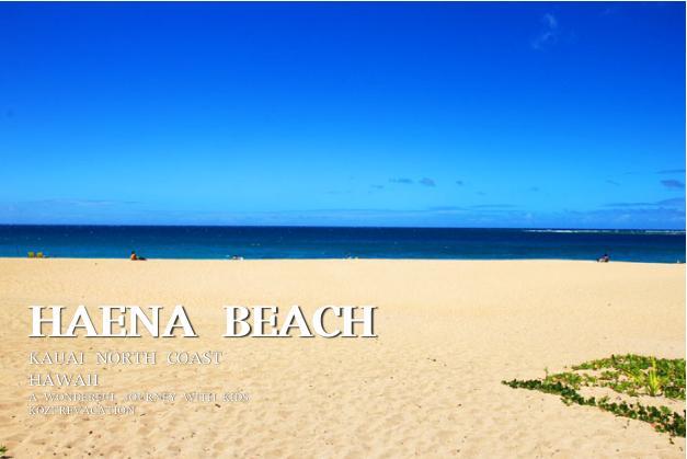 ハエナビーチ