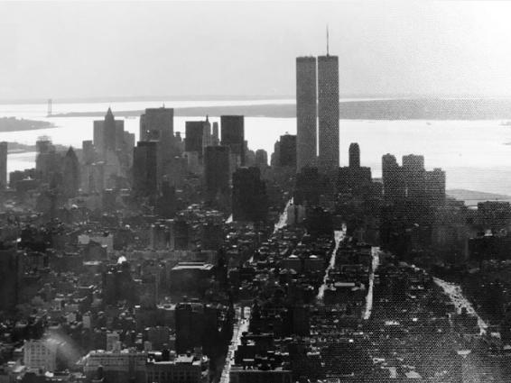 9.11以前のワールドトレードセンターツインタワービル
