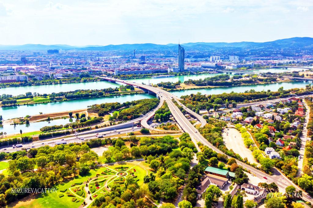 ウィーン・オーストリアの高速道路